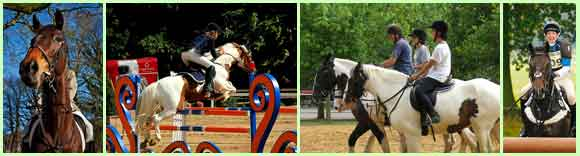 Horse riders directory
